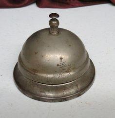 Vintage Desktop Bell | eBay