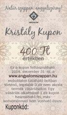 Kristály Kupon azoknak, akik már vásároltak tőlünk:) Goat Milk Soap, Personalized Items, Handmade, Hand Made, Craft