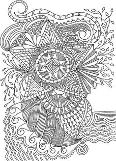 Coloring Page See More Maritime Star