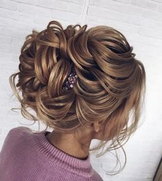 Bridal updo hairstyles,hairstyles,updos ,wedding hairstyle ideas,updo hairstyles… – My CMS Messy Wedding Updo, Bridal Hair Updo, Wedding Hair And Makeup, Messy Updo, Unique Wedding Hairstyles, Bride Hairstyles, Hairstyle Ideas, Teenage Hairstyles, Hair Ideas