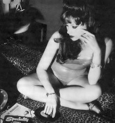 Poison Ivy The Cramps
