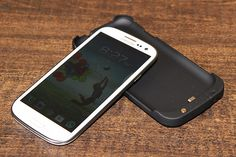 Power Bank Case for Samsung Galaxy S3  Review