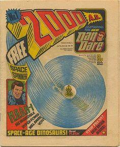 A cover gallery for the comic book Judge Dredd - 2000 AD Comic Book Covers, Comic Books, Dredd Comic, Abc Warriors, 2000ad Comic, Grant Morrison, Science Fiction Series, Sci Fi Comics, Judge Dredd