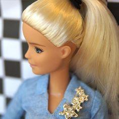 Hi! ✨#barbie #barbiedoll #barbie2017 #barbiestyle #barbiefashionistas