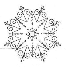 pretty snowflake 2.