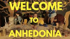 Welcome to Anhedonia Season 2 Coming 2016