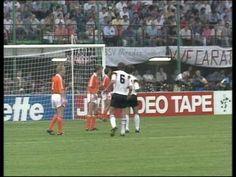 WM 1990-Viertelfinale: Deutschland-Holland 2:1
