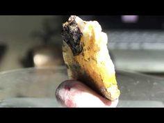 Altından Bile Binlerce Kat Değerli Mineral(Gramı 10.000$) - YouTube Baked Potato, Minerals, Baking, Ethnic Recipes, Food, Youtube, Bakken, Essen, Meals