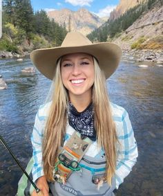 Fly Fishing Net, Fishing Girls, Gone Fishing, Cute Country Girl, Female, Lady, Blessed, Adventure, Beautiful