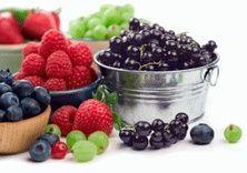 Berries for beautiful skin