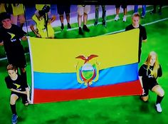 Ecuador Flag  06/26/2016