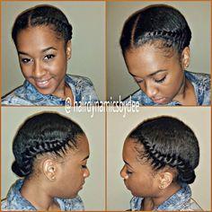 @hairdynamicsbydee  Old Faithful Today #hair2mesmerize #naturalhair #healthyhair