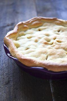 100% Végétal: Apple pie au sirop d'érable et noix de pécan