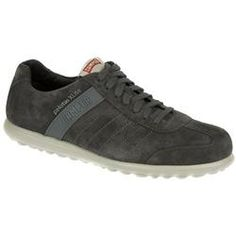 Camper Male Camper Pelotas 18304 Leather Upper Leather/Textile Lining in Grey CAMPERS TRAINERS - At last, Camper s classic Pelotas design in an ultra-light version. Maximum comfort and a sporty feel for a shoe which has made history. http://www.comparestoreprices.co.uk/trainers/camper-male-camper-pelotas-18304-leather-upper-leather-textile-lining-in-grey.asp