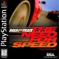 Complete Road & Track Presents The Need for Speed - PS1 Game
