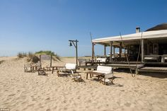 La Huella is one of the most famous restaurants in Jose Ignacio and a favourite with holid...