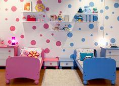 Quarto de irmãos, menino e menina, como decorar?