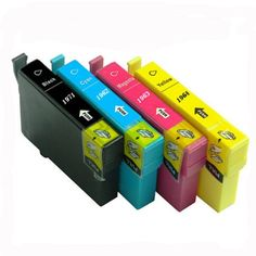 14.52$  Buy here - http://alis93.shopchina.info/go.php?t=32564721397 - 1Set T1971 T1962 T1963 T1964 Ink Cartridge For Epson XP211 XP101 XP201 XP401 XP214 XP-401 XP-101 XP-201 XP-211 XP-214 Printer  #buymethat