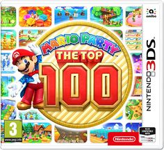 Mario Party The Top 100 is Daisy's 70th appearance in a Nintendo game !! Congrats to her !   #wearedaisy #celebration #70th #supermario #nintendo #videogames #marioparty #mariopartythetop100 #congrats #amazing #princessdaisy