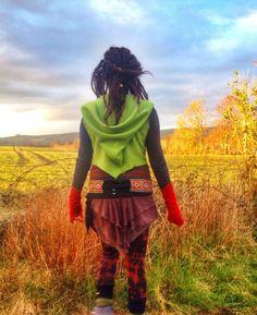 Waistcoat Shrug...various Colours Available...faery, Elven, Pixie, Psy, Festival | eBay