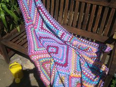 Jemimah blanket by Apples-and-Pears, via Flickr
