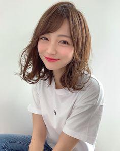 Hear Style, Pretty Asian Girl, Kawaii Faces, Cute Japanese, Long Hair Styles, Female, Lady, Model, Beauty