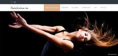 WordPress nos lleva al teatro: 10 compañías y artistas con webs 'wordpresseras'. #wordpress #teatro #danza