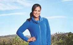 The TV host and former world champ talks about her boxing career, motherhood, and why she never ran with her dad. Laila Ali, Nicole Curtis, Dads, Running, Mom, Celebrities, Boxing, Fitness, Jackets