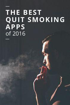 The Best Quit Smoking Apps of 2016 #quitsmokingmotivation #quitsmokingnaturally