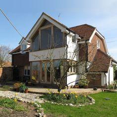 Mandy and John Clark on building their own home near Newbury