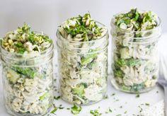 Buddha's Pasta Salad #vegan #glutenfree #summer #pastasalad