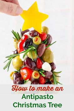 See how easy it is to make this Antipasto Tree for the holidays! See how easy it is to make this Antipasto Tree for the holidays! Elegant Appetizers, Great Appetizers, Appetizer Recipes, Snack Recipes, Dessert Recipes, Christmas Desserts Easy, Christmas Appetizers, Simple Christmas, Merry Christmas