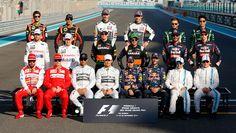 Abu Dhabi - Sunday at Yas Marina Abu Dhabi, Esteban Gutierrez, Band On The Run, Sumo, F1 News, F 1, Racing, Sunday, Seasons
