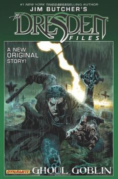 Jim Butcher's Dresden Files: Ghoul Goblin by Mark Powers and Ardian Syaf
