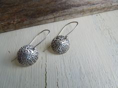 ARTisan Made Explore Earrings  PMC  Sterling by ARTandElements