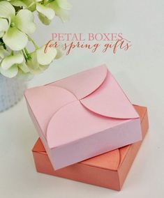 DIY: Pretty Petal Box! | Art And Chic