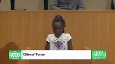 """""""We are black people, and we shouldn't have to feel like this."""" A young girl poured out her pain at last night's Charlotte City Council meeting. River Of Tears, Charlotte City, News Around The World, City Council, Black Power, Black People, Citizen, Black Men, Police"""