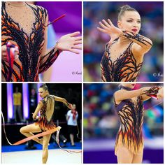 Melitina Staniouta (Belarus), ribbon 2015; music: Debo Hacerlo by Ana Gabriel (photo by Marianne Piquerel)