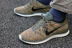 nike-flyknit-lunar-1-multicolor-2 I would rock these maybe not the socks, but for sure the shoes