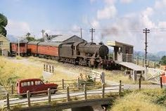 Model Railway Toy Train Set Strategies That You Must Be Aware Of Model Training, Train Table, Ho Trains, Model Train Layouts, Train Set, Train Tracks, The World's Greatest, Layout Design, Scenery