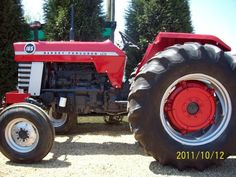 Image result for massey ferguson 88 tractor