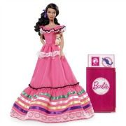 Barbies of the World : Mexico Barbie