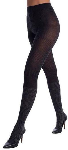 Oroblu Glen Plaid Tights - See more tights at www.fashion-tights.net #tights #pantyhose #hosiery #nylons #fashion #legs #legwear #advertising #influencer #collants
