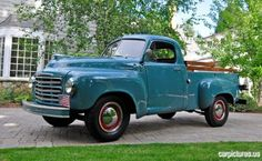 1952 Studebaker 2R5 1-2 Ton Pickup Truck | Car Pictures