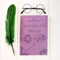 A notebook that will motivate you to take out your quill and study potions. | 35 Awesome And Inexpensive Harry Potter Gifts