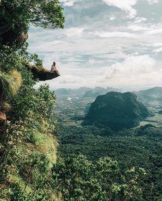 Hang Nak Mountain, Krabi, Thailand