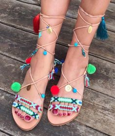 f5783d31b7fc05 22 Best Boho Sandals images