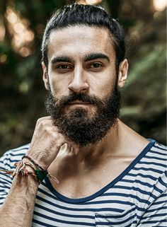 7 Beard Styles for Men with Grooming and Trimming Tips. Covering men's beard and beard styles including celebrity beard styles for your beardly inspiration.
