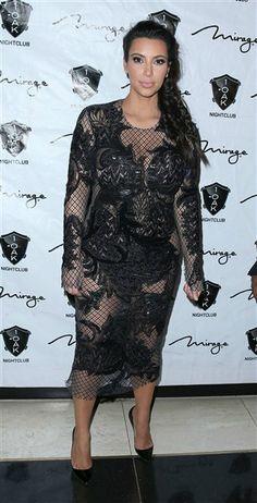 Kim Kardashian on pregnancy: 'I haven't had any morning sickness  '