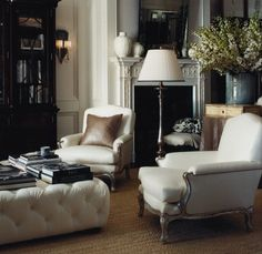 Ralph Lauren Home #Mayfair Collection 10B - Living room
